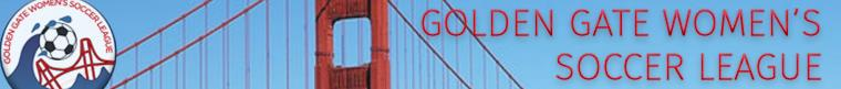 Golden Gate Women Soccer League banner